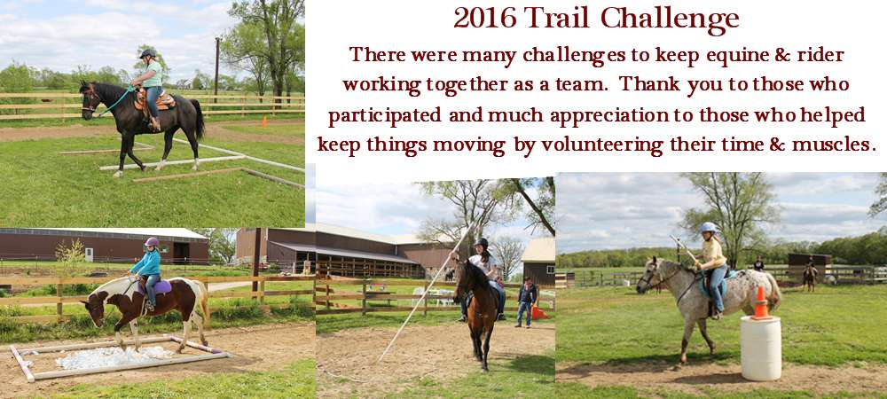 Thank you for a great Trail Challenge Day!