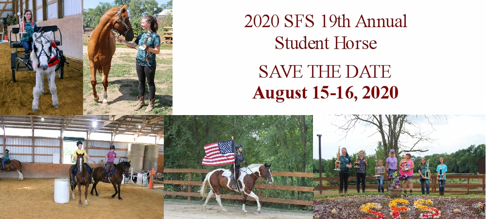 2020 SFS STUDENT SHOW