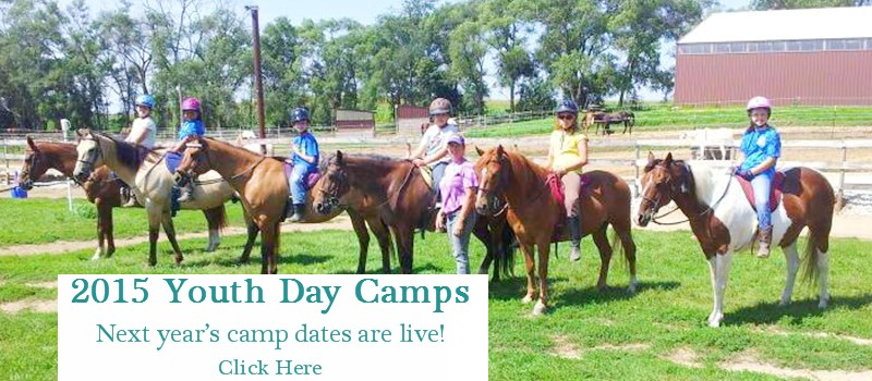 2015 Youth Day Camp Dates!
